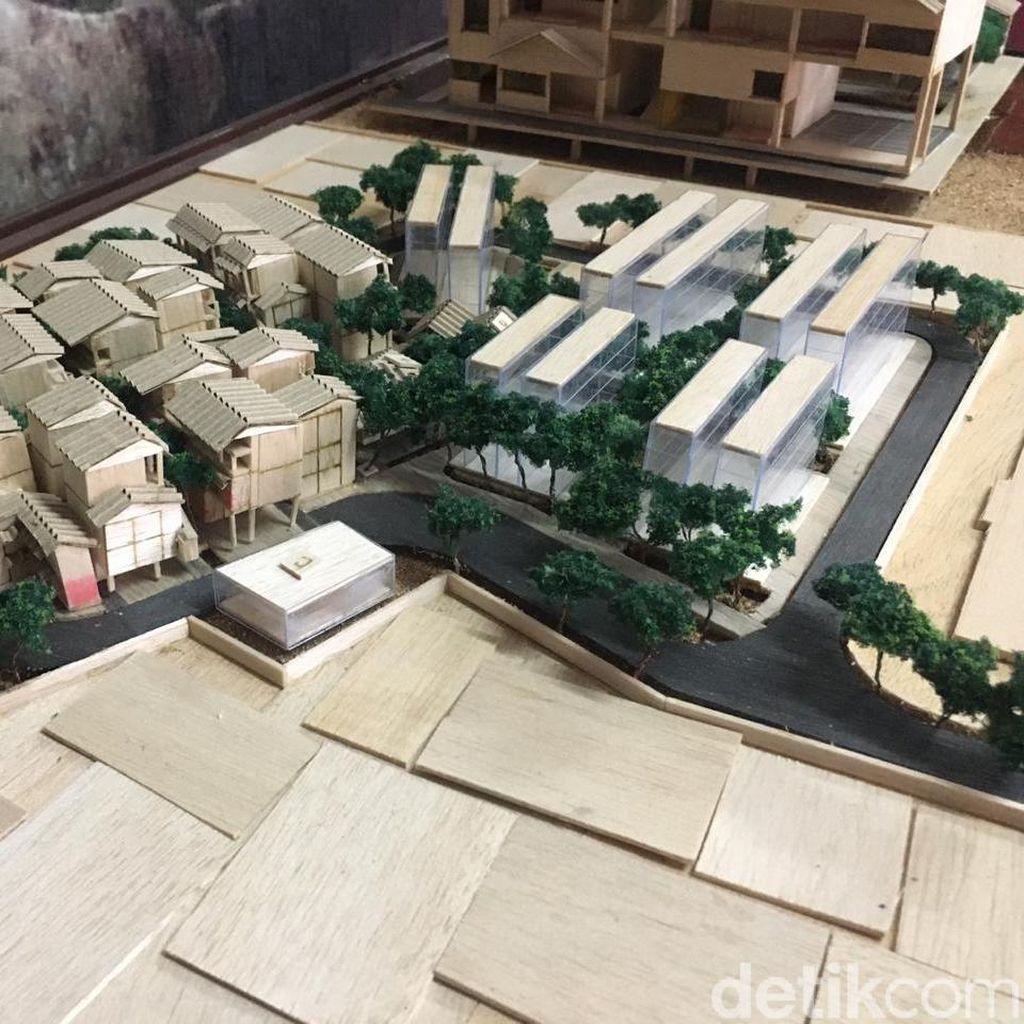 Menanti Kampung Susun Janji Anies di Bukit Duri