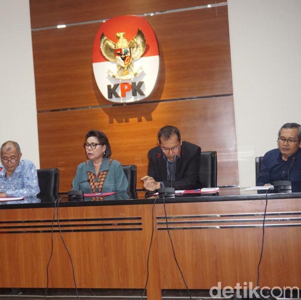 Bongkar Suap di Sukamiskin, KPK Minta Lapas Khusus di Nusakambangan Lagi