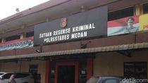 Kasat Reskrim Polrestabes Medan Diganti