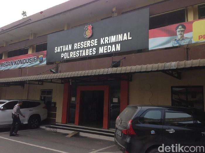ILUSTRASI/Polrestabes Medan/Foto: Budi Warsito-detikcom