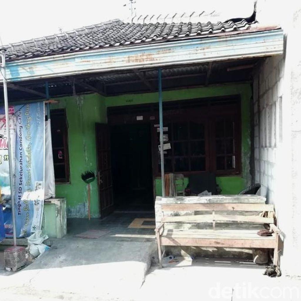 Ini Rumah Terduga Teroris yang Dibekuk di Sragen