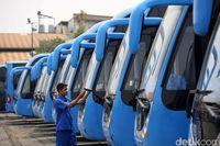 TransJ Pastikan Bus Selain Zhongtong Bebas Iklan Tak Senonoh