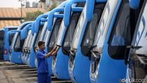 Cek Jadwal Pembatasan Jam Operasional Transportasi Umum DKI saat PSBB Ketat