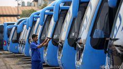 Selain Zhongtong, Bus China Ini Juga Layani TransJakarta