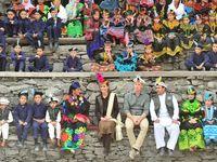 Gaya Kembaran Kate Middleton dan Putri Diana di Pakistan