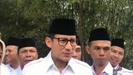 Sandi Nilai Jokowi Butuh Oposisi: Tak Bisa Hanya Dikelilingi ABS dan Buzzer