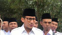 Cerita Sandiaga Berkali-kali Ditawari Kursi Wagub DKI oleh Prabowo