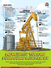 Kontrak Gross Split Tak Wajib Lagi, Exxon Cs Girang!