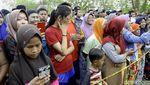 Proses Evakuasi Mayat Dalam Karung yang Bikin Geger Pekalongan