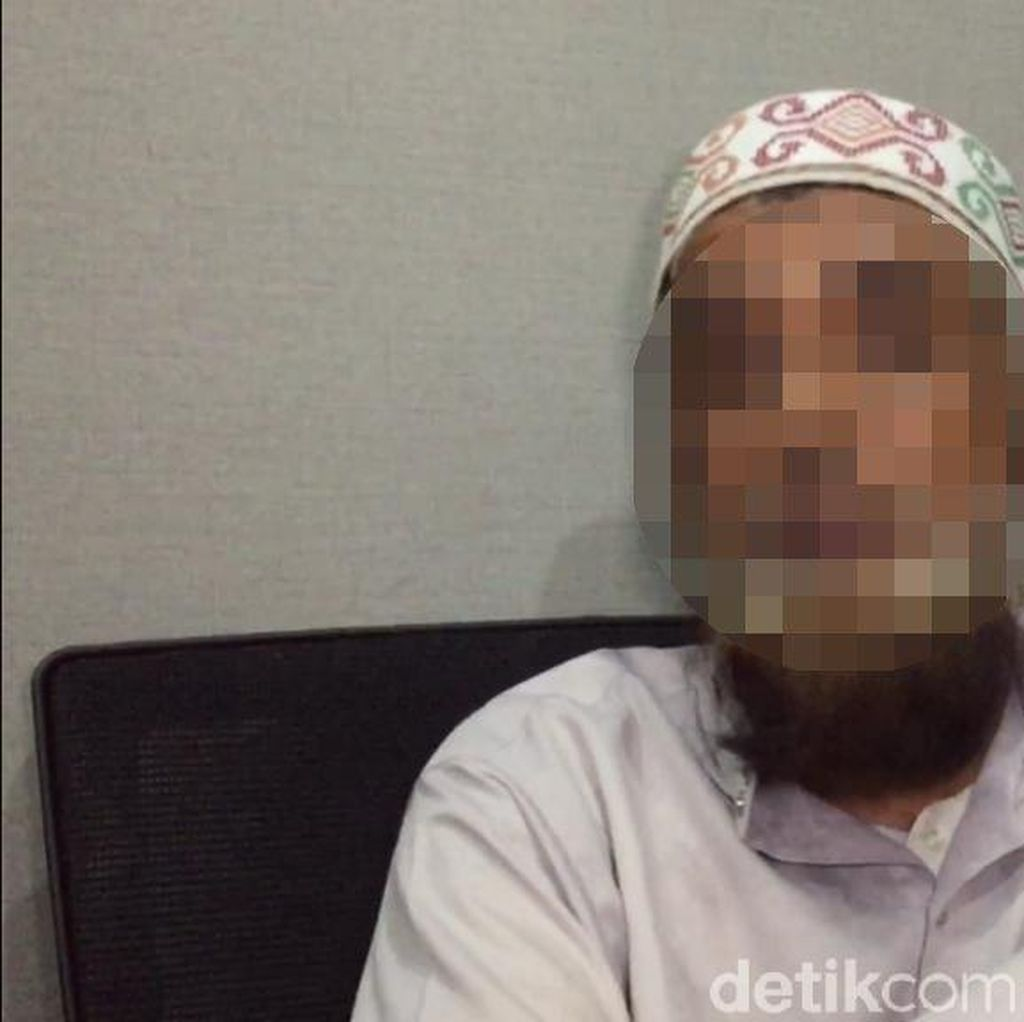 Biasa Dipanggil Habib, Irshad Ahmad Tersangka Kasus Ninoy Ternyata Tabib