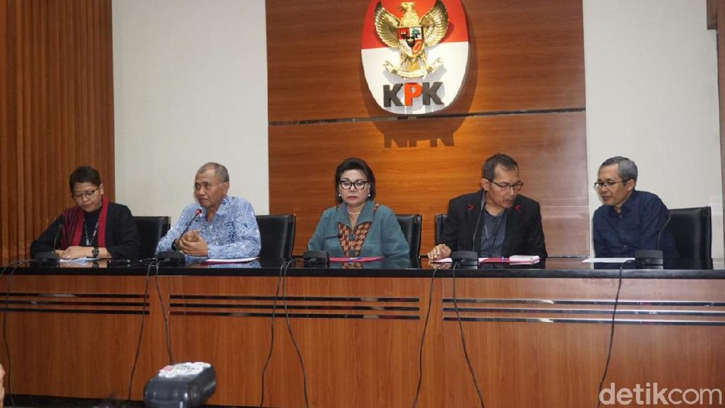KPK Ungkap Masalah Lapas: Overkapasitas Buat Negara Rugi Rp 12 M/Bulan