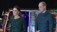 Gaya Kate Middleton Naik Bajaj Pakistan, Anggun Bergaun Rp 65 Juta