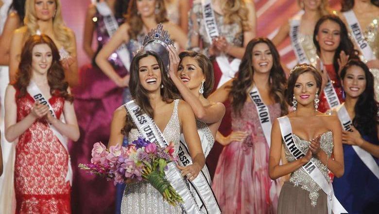 Venezuela, wanita-wanitanya langganan juara Miss World dan Miss Universe (Reuters)