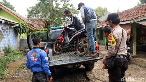 Kasus Pelaku Tinggalkan Motor Saat Kepergok Curi Ayam Berakhir Damai