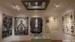 Tisna Sanjaya Boyong Proyek Seni Citarum ke Kemang
