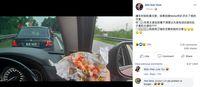 Aksi 'Hamburglar', Pencuri Burger di Jalan yang Dapat Setangkup Burger