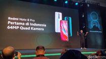 Redmi Note 8 dan Redmi Note 8 Pro Resmi Masuk Indonesia