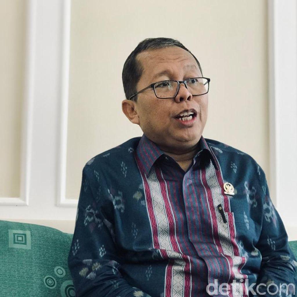 PPP Bingung Fadli Zon Diisukan Jadi Calon Menteri Jokowi