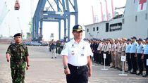 Kemenhub Terapkan Kode Keamanan Kapal & Pelabuhan di Tanjung Priok
