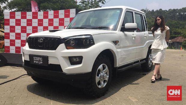 Cerita Merek India Mahindra Jualan Mobil Lagi di Indonesia