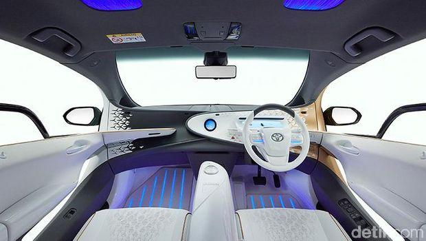 Interior Toyota LQ