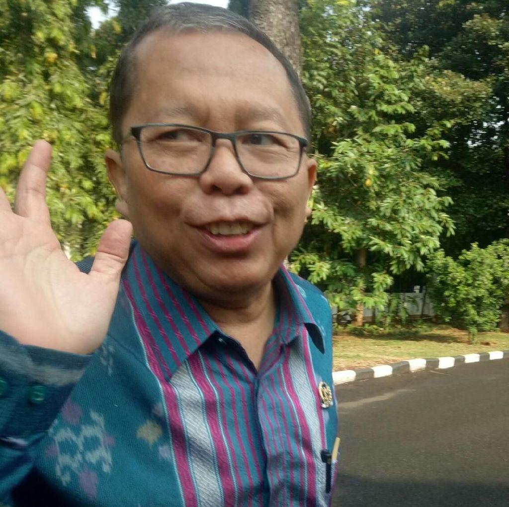 Sambangi Kediaman JK, Pimpinan MPR Kirim Undangan Pelantikan Presiden