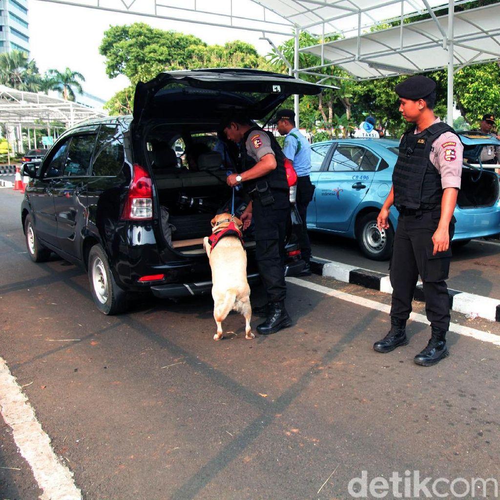 DPR Perketat Pengamanan Jelang Pelantikan Jokowi-Maruf