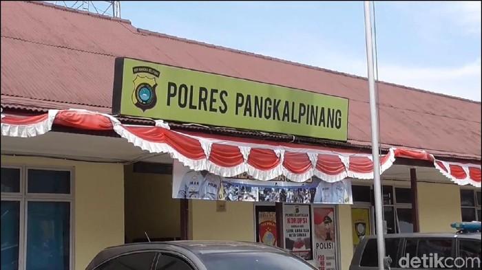 Foto: polres pangkalpinang (Deni-detikcom)