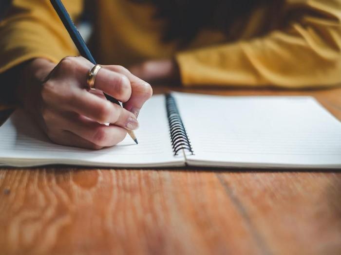7 Cara Membuat Novel bagi Pemula/Foto: iStock