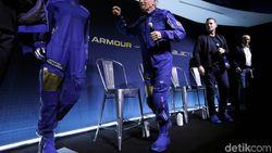 Gaet NASA, Virgin Galactic Serius Garap Wisata Luar Angkasa