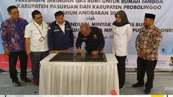 BPH Migas Tetapkan Harga Jargas Lebih Murah dari Harga Pasar LPG