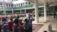 Aktivitas Rutin di Kantor Wali Kota Medan Berlangsung Normal