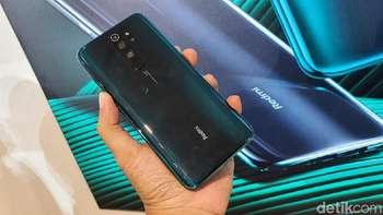 Ini Redmi Note 8 Pro, Ponsel Berkamera 64 MP Pertama di Indonesia