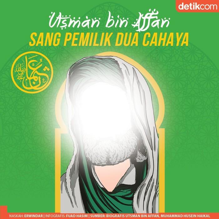 Jangan Ambyar Ditinggal Nikah Pujaan Hati Contohlah Utsman Bin Affan