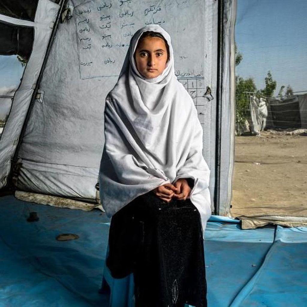 Potret Pendidikan Anak-anak di Negara Konflik