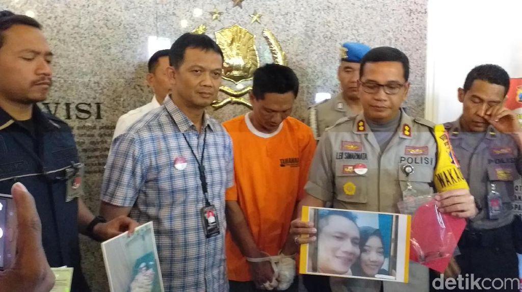 Berkas Kasus Suami Bakar Istri di Surabaya Diserahkan ke Kejaksaan