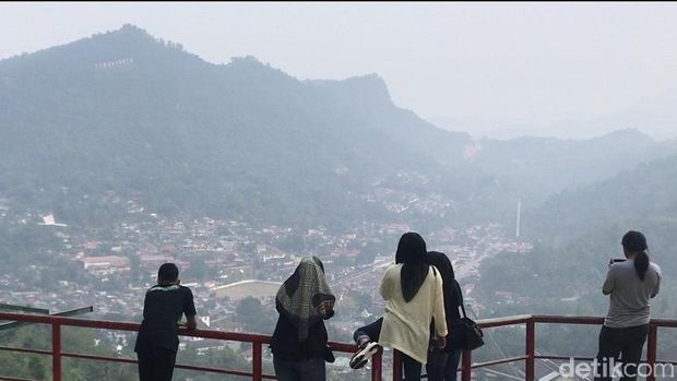 Sawahlunto, Warisan Dunia UNESCO yang Kini Diselimuti Kabut Asap