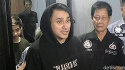 Vicky Nitinegoro Jadi Saksi Kasus Narkoba Setelah Bebas (Lagi)