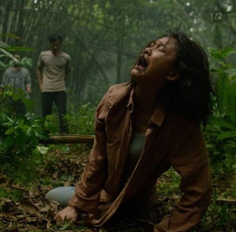 Film horor Indonesia.Foto: (dok.Perempuan Tanah Jahanam)