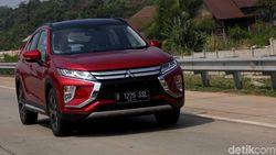 Mitsubishi Eclipse Cross Gantikan Peran Outlander di Indonesia?