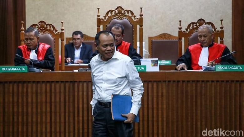 Saksi Polisi Bilang Habil Marati Beri Uang Rp 50 Juta Beli Senpi Ilegal