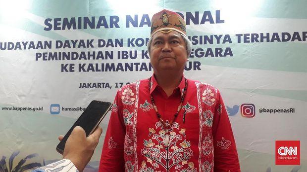 Suku Dayak: Jangan Sampai Pindah Ibu Kota jadi Bencana