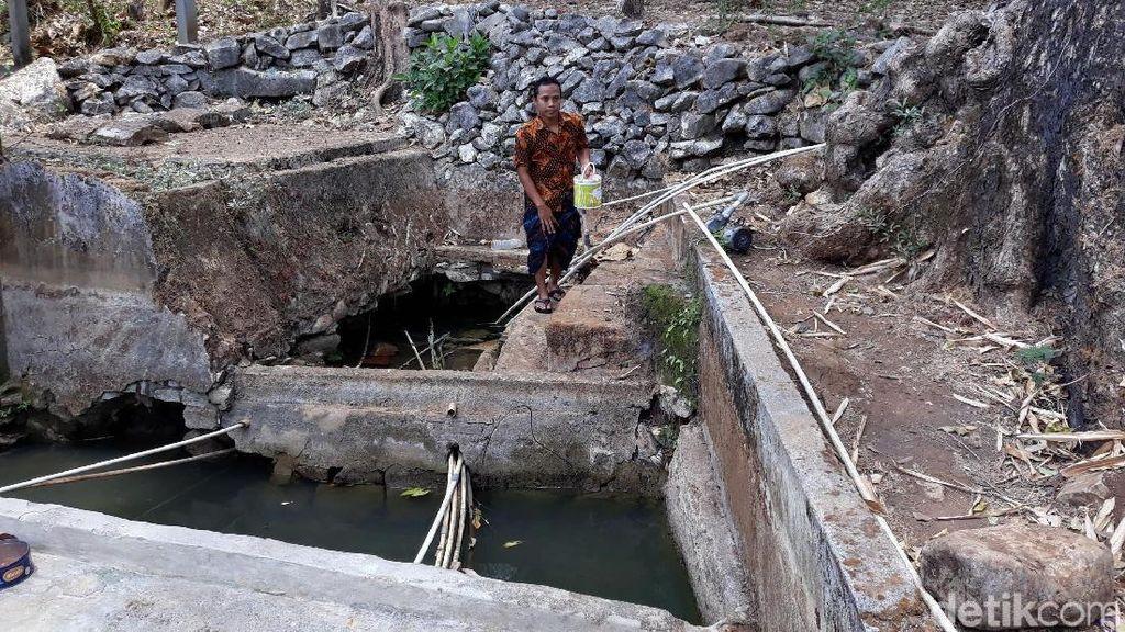 Sendang Beji, Sumber Air yang Tak Pernah Kering saat Kemarau