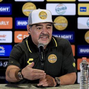 Melihat Lagi Video Dukungan Maradona ke Prabowo