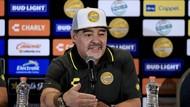 Baru Dua Bulan, Maradona Mundur dari Kursi Pelatih Gimnasia