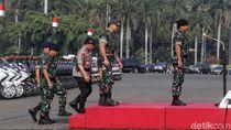 Panglima TNI Mutasi 14 Jenderal TNI AD dan TNI AL, Ini Daftarnya