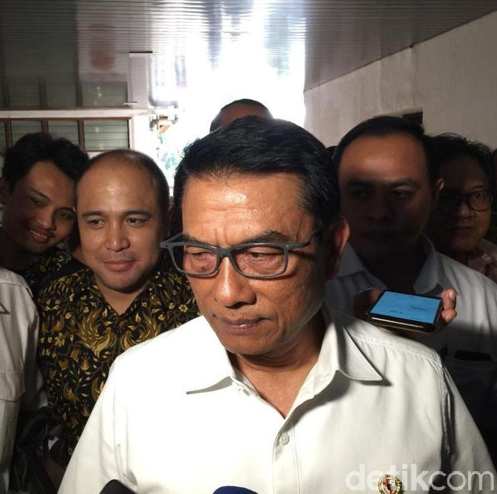 Perppu KPK Tak Kunjung Terbit, Moeldoko: Sabar Sedikit Kenapa Sih