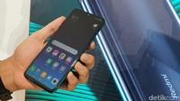 Menggenggam Redmi Note 8 Pro