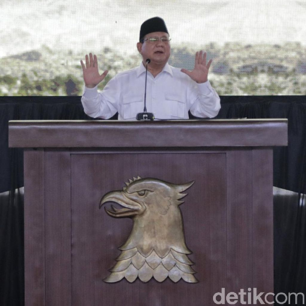 Hilal dari Istana Belum Terlihat, Gerindra Sempat Mendua