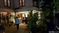 Anies Hadiri Syukuran Ultah Prabowo di Kertanegara
